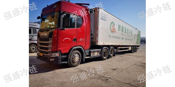 新疆到四川醫療冷鏈物流運輸 烏魯木齊市強盛冷鏈物流供應