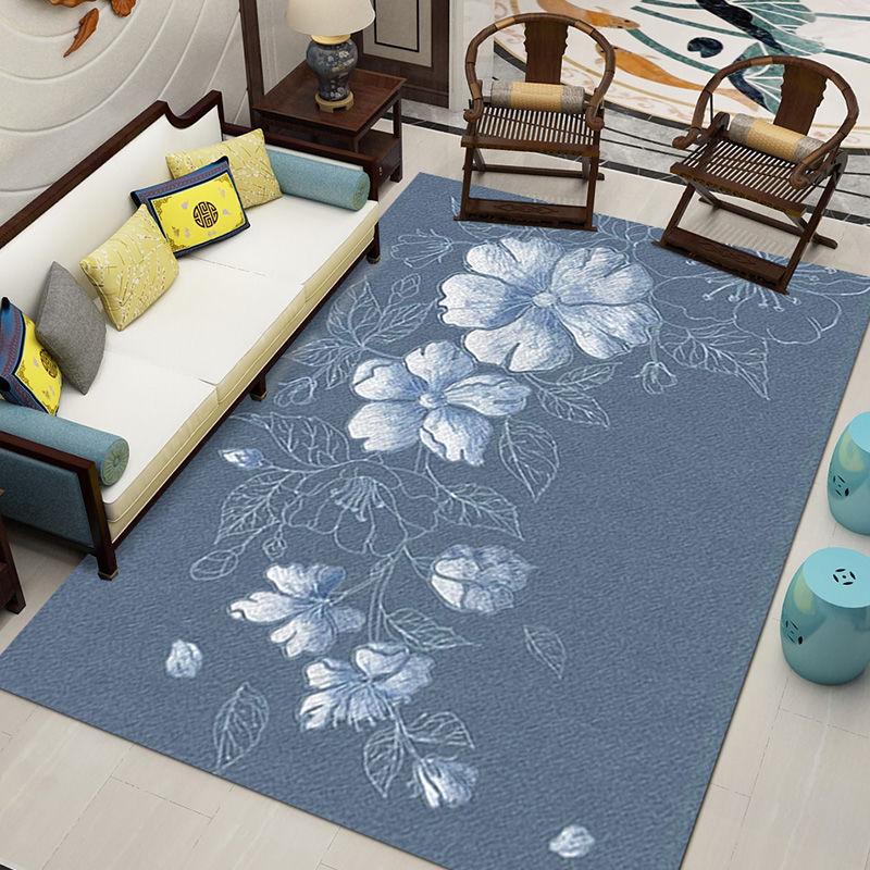 廚房打印地毯直銷 水晶絨地毯