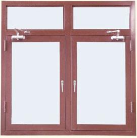 鄭州耐火防火窗是什么材料做的 孟州乙級防火窗價格