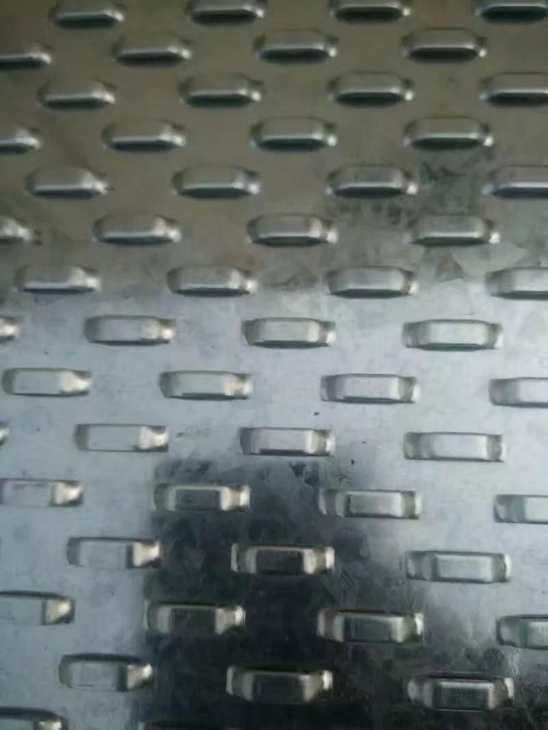 重型沖孔網爬架網