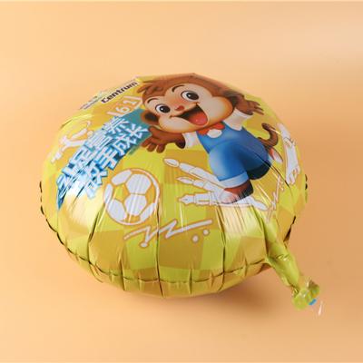 12寸_透明鋁膜氣球生產銷售_飄紅商貿