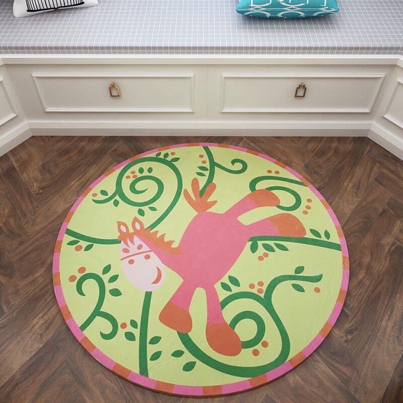 湖南珊瑚絨兒童地毯
