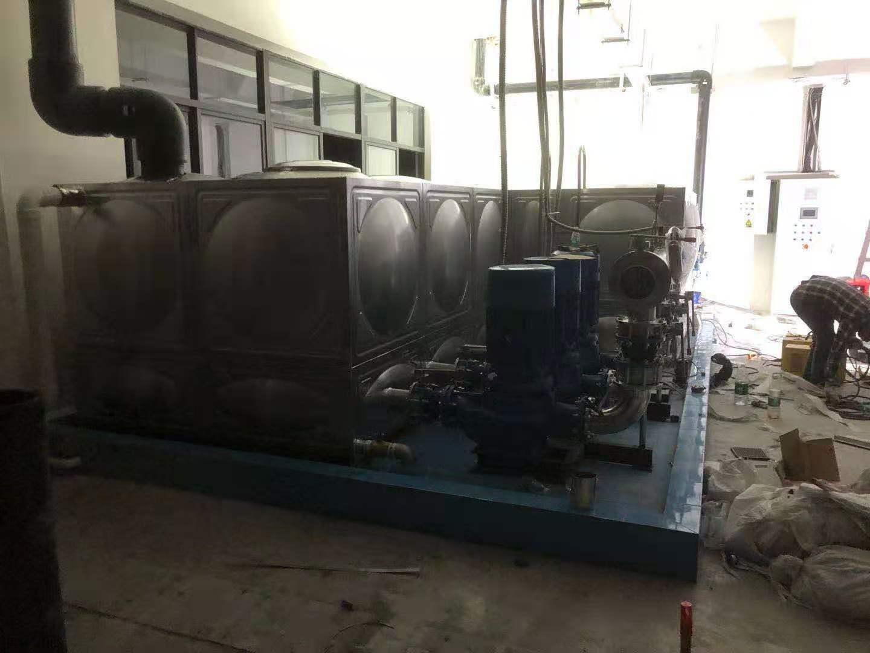 花都區不銹鋼消防水箱價格 方形不銹鋼水箱