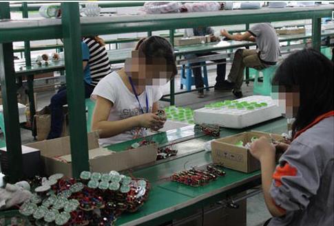 廣州手工活 手工活拿回家做 在料加工手工活