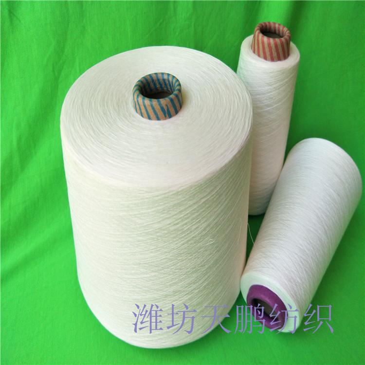 湖州膨體腈綸棉合股紗60支 股線 常年生產