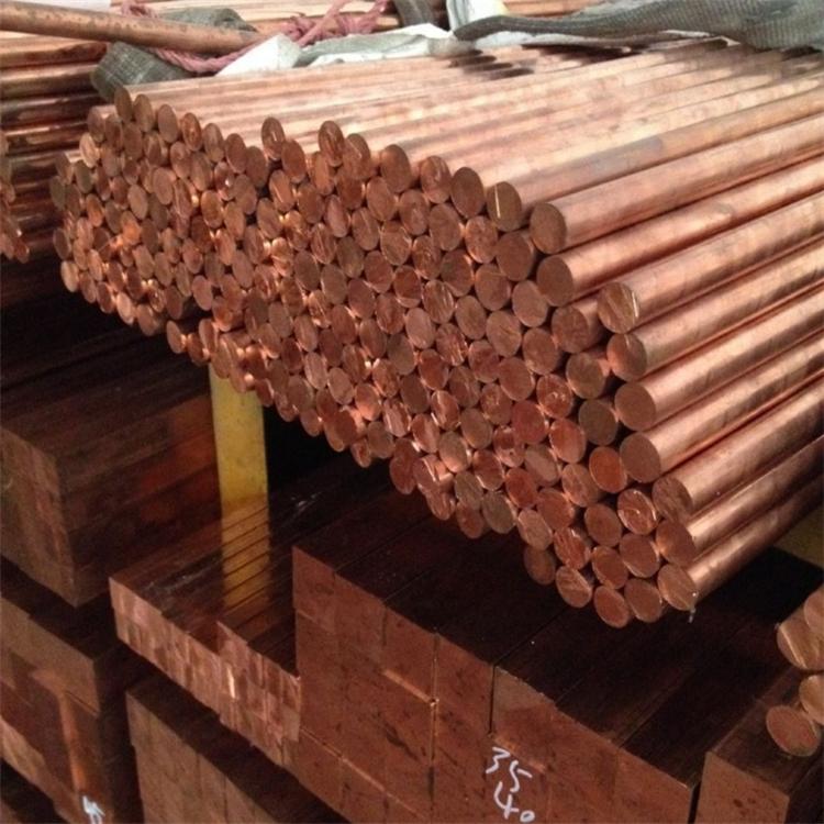菏澤紫銅棒 銅棒材