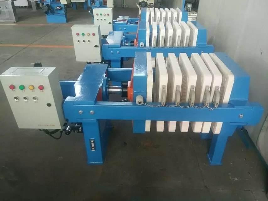 廂式壓濾機_彭水壓濾機公司