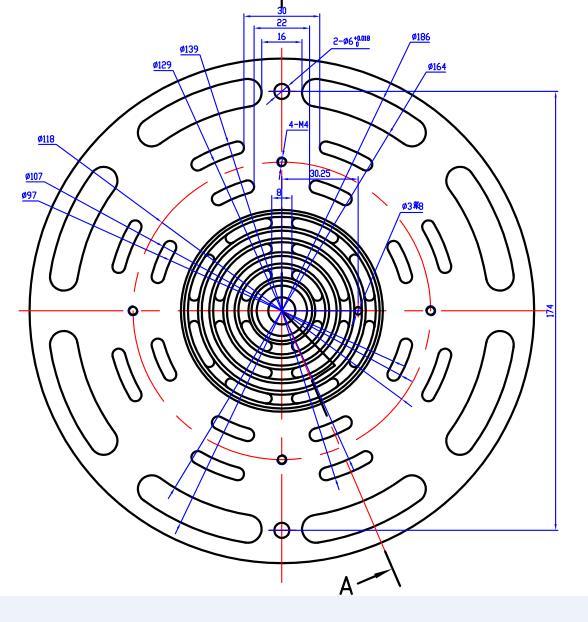 南壓WP18L壓縮機氣閥