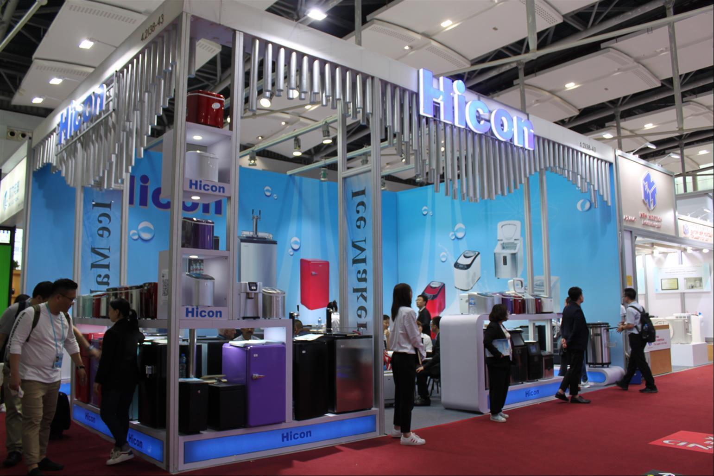 上海美博会展览搭建公司