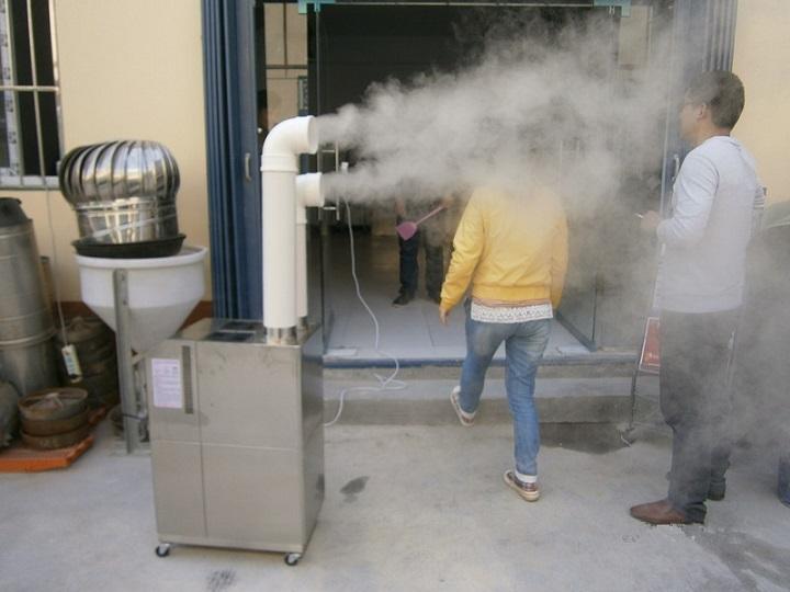 优质小型人员消毒设备加工厂