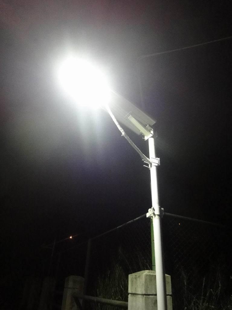 凉山一体化太阳能路灯厂家