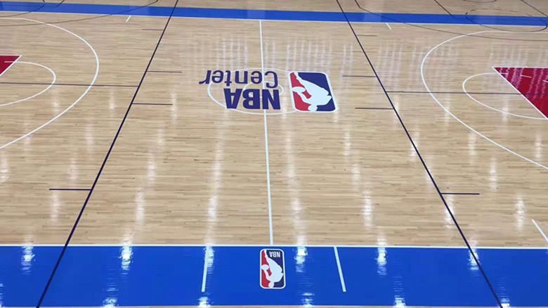 阿里体育馆木地板报价