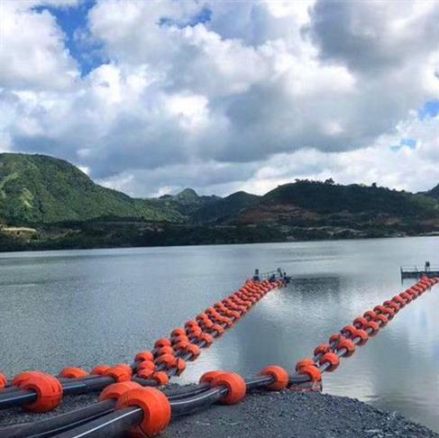 杭州电缆管管道浮体批发 包管道浮体 质量保证 柏泰