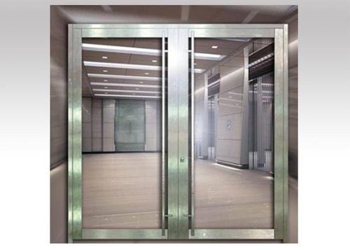 重庆钢质防火玻璃门什么牌子好 经久耐用