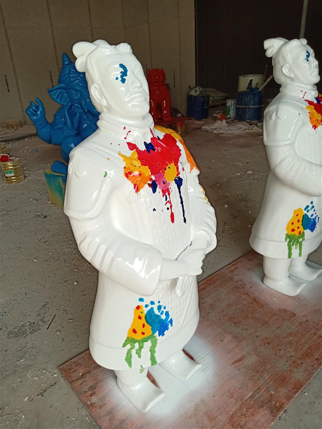 大连卡通雕塑定制 主题卡通雕塑 值得信赖 芒果雕塑