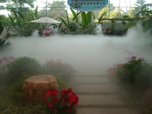 成都冷雾雾化系统厂家 上海雾盛实业有限公司
