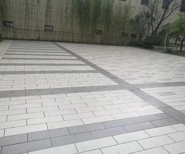 嘉兴仿石pc砖批发 人行道陶瓷PC砖 仿石材PC砖出产厂家