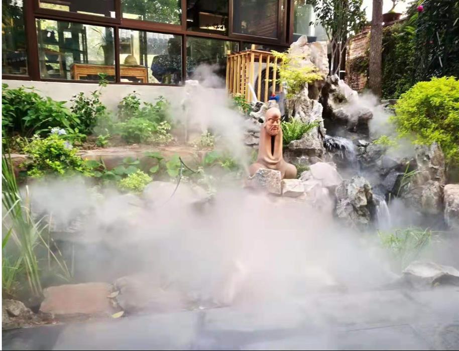 湛江人工造雾 人造雾 上海雾盛实业有限公司