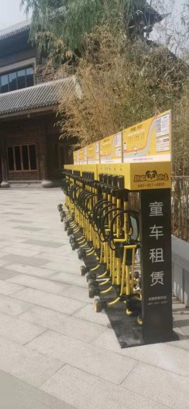 广州景点遛娃车租赁费用