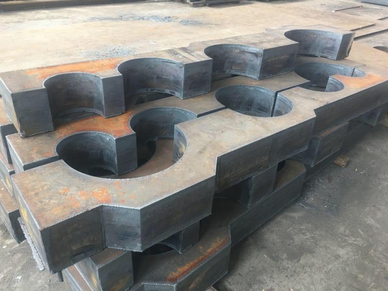 淄博380mm钢板零割 钢板切割 交货期快
