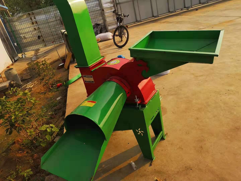 中型青贮秸秆铡柔丝机商家 打草机 价格便宜