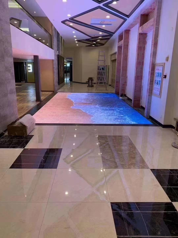 广西LED地砖屏定制 出产厂家