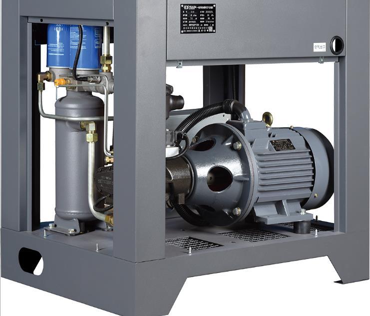 城口变频空压机 变频式螺杆空压机