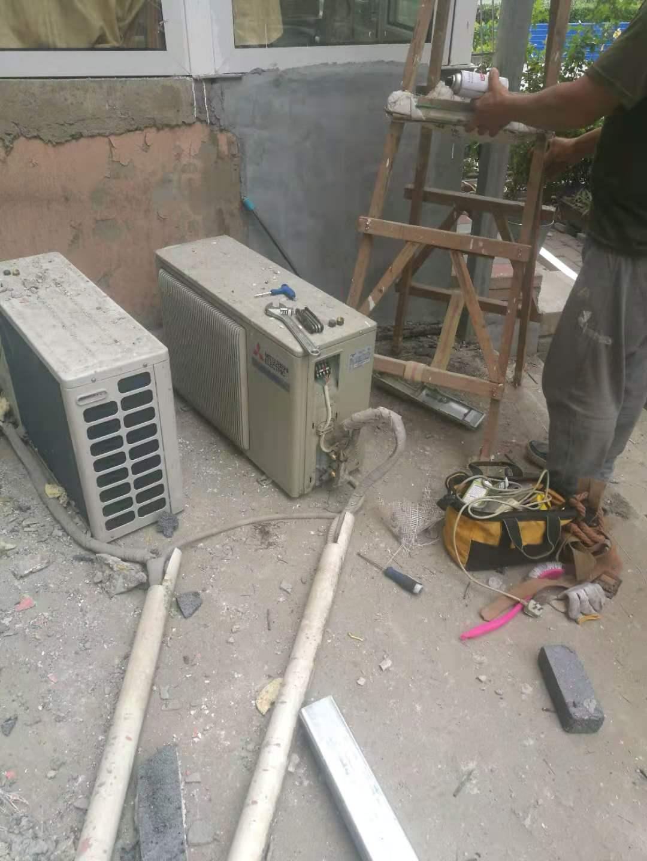 **上门回收-北京旧空调回收处理