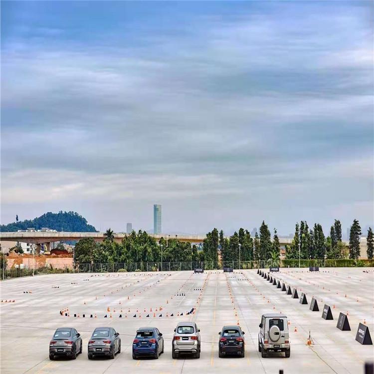 武汉试驾场地 汽车活动场地